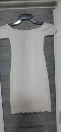 Sukienka hiszpanka elastyczna