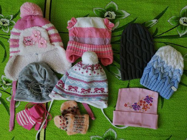 Головные уборы (шапочки, панамки)