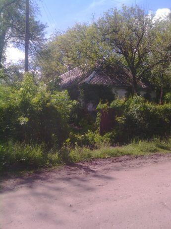 Продам земельный участок с домом Киевская область