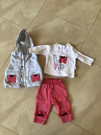 Продаю комплект костюм из 3-х вещей для девочки