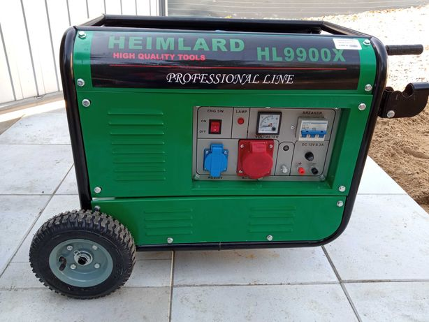 Agregat prądotwórczy Generator