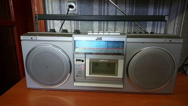 JVC RC-565 LD / Made in Japan / 1980 год выпуска