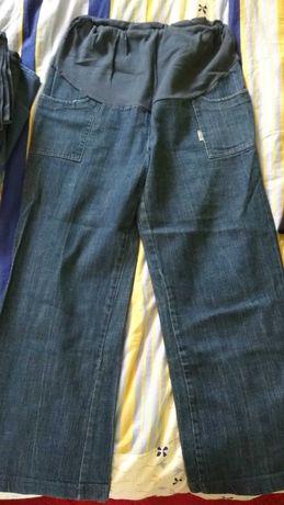 Spodnie ciążowe rozmiar  40-42 L-XL