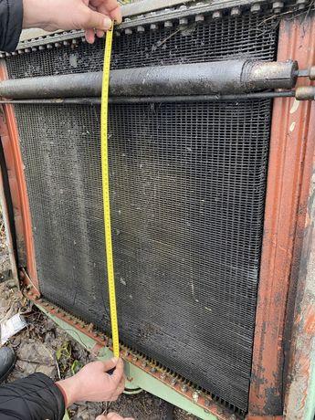 Радиатор водяной дизель-генератора, компрессора двигатель ЯМЗ-236, 238
