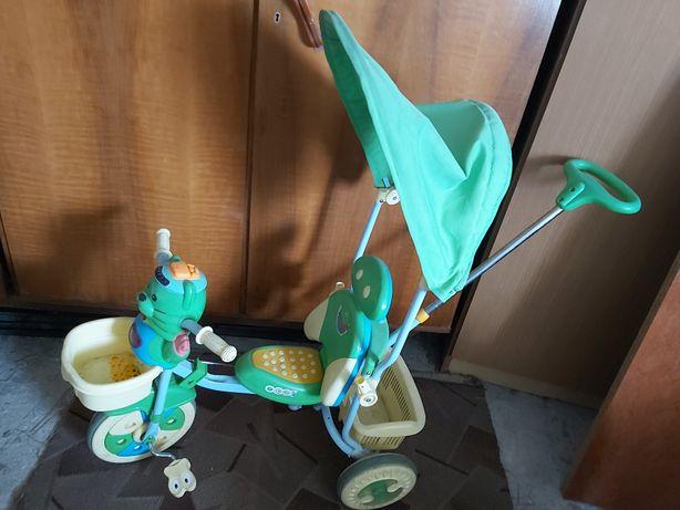 Rowerek trojkolowy dla dzieci