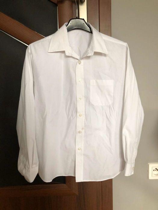 Biała koszula dla chłopca Żmigród - image 1