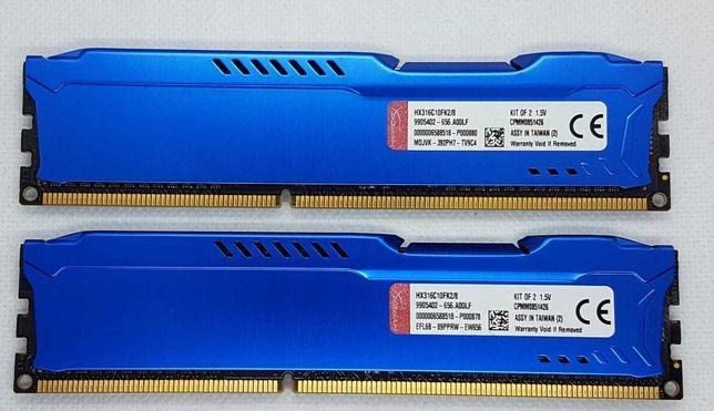 Pamięć RAM HyperX 12gb  DDR3 1600