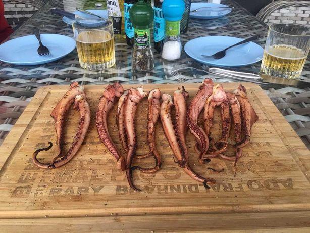 Щупальця кальмара гігантського Португалія свіжеморожені
