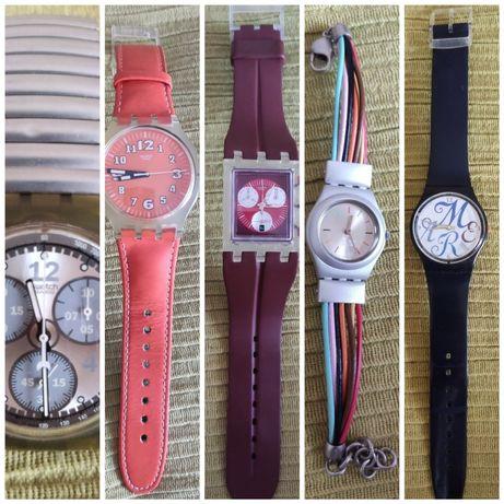 Relógios Swatch (vários modelos)