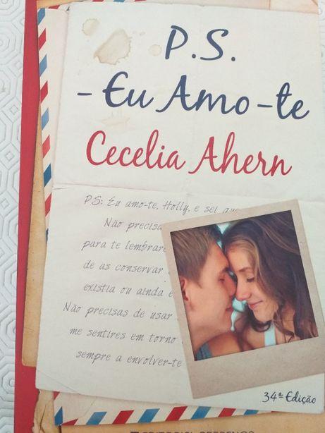 """Livro: """"P.S. Eu Amo-te"""""""