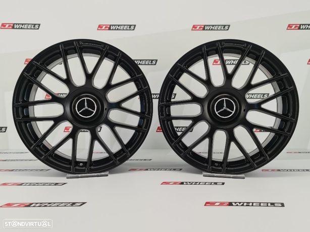 Jantes look Mercedes C63S Amg em 18 full black