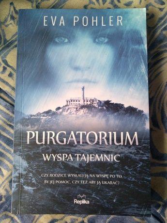"Purgatorium ""Wyspa tajemnic"" książka"