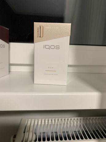 Iqos 3 duo gold