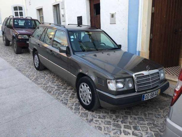 Carrinha Mercedes-Benz W124 250 TD - 92