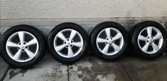 Диски Шини Колеса Резина R17 Nissan Qashqai, Juke, Leaf 5*114,3