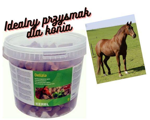 Granulki dla koni w pelecie Przysmak malina 3kg