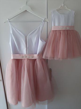 Sukienka mama i córka