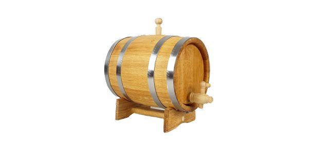 Beczka dębowa 3 L Antałek Kranik drewniany WYSYŁKA 24 H