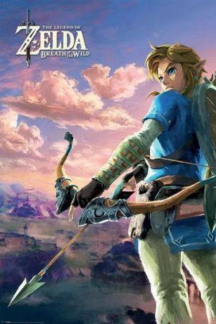 Lote 7 Posters novos jogos- gaming