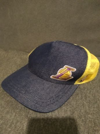 Czapka Lakers adidas