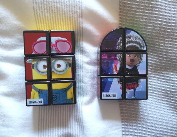 Brinquedos Rubik's - novos