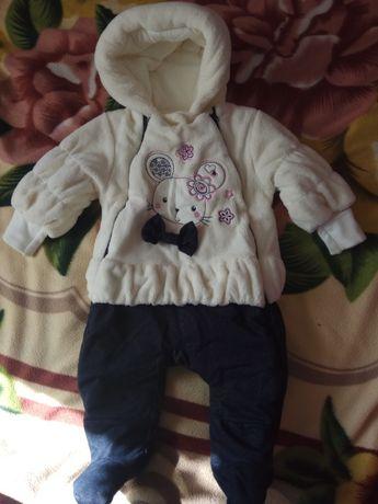 продам дитячий комбінезон