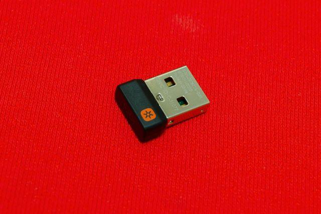 Адаптер ресивер универсальный Logitech USB Unifying receiver Bluetooth