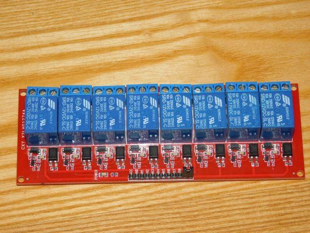 Przekaźniki Raspberry pi moduł sterujący ARDUINO