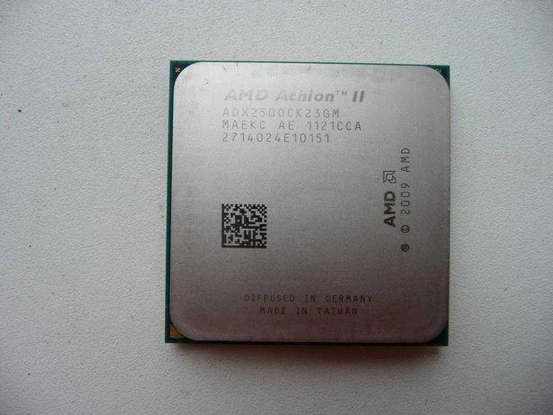 AMD Athlon II X2 250 3.0GHz AM3, AM2+, AM3+