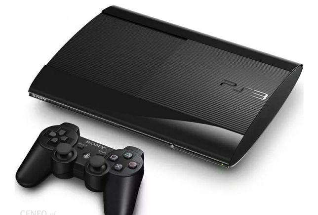 Konsola PS 3 z padami, kamerka, 2 move kontrolery, ładowarka jak Nowa