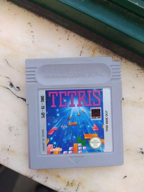 Tetris Nintendo Game Boy DMG-TR-GPS