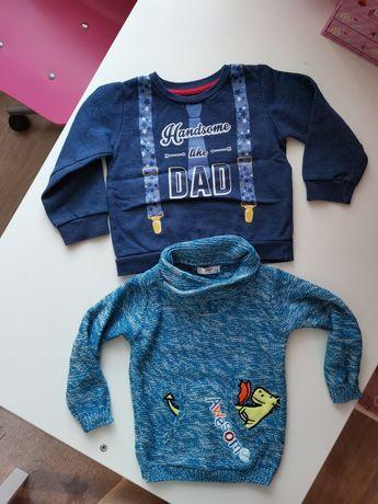 Sweterek i Bluza