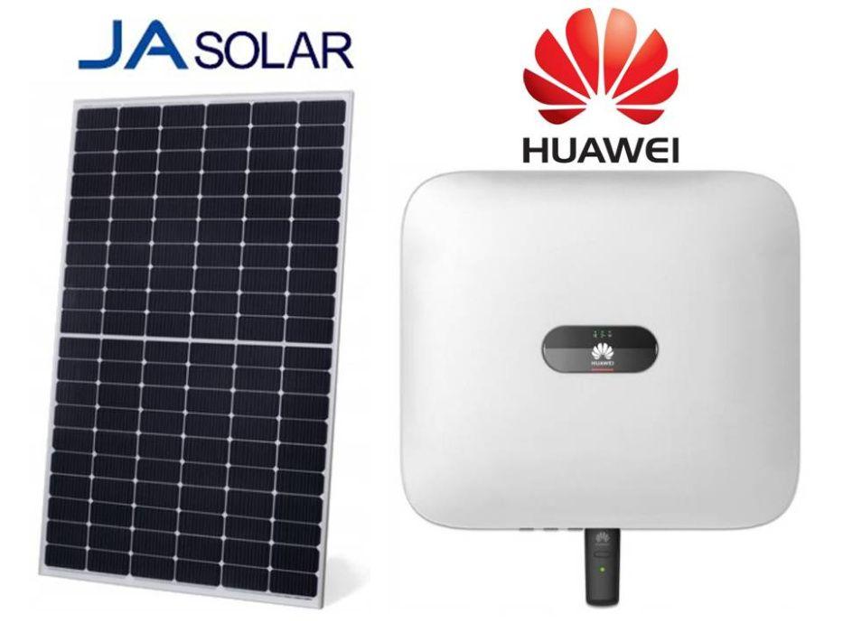 Zestaw Fotowoltaiczny 5 kWp - JA Solar + Huawei Radom - image 1