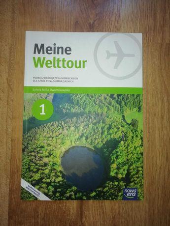 Meine Welttour 1 podręcznik nowy