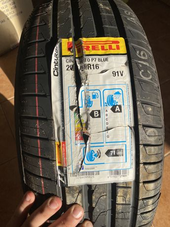 Opona letnia pirelli cinturato p7 205x55x16
