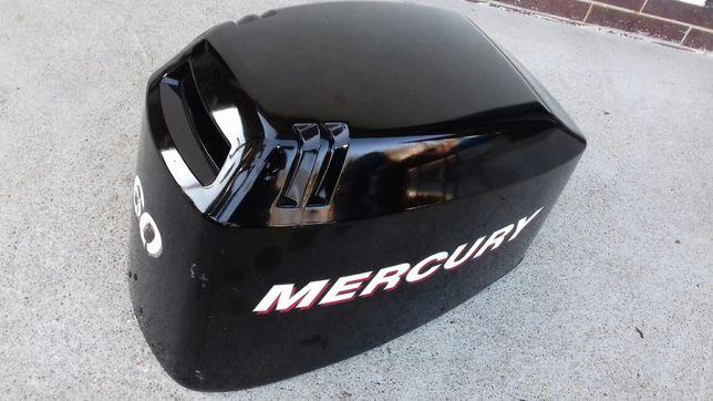 Silnik zabudowy Mercury 50/60 EFI i gaźnik czapa