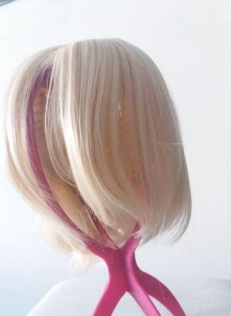 Nowa peruka wig, anime, cosplay, Yuri Plisetsky z Yuri!!! on Ice