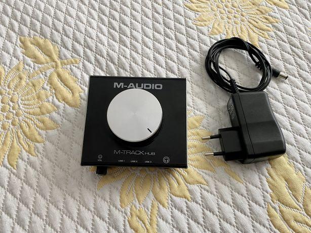 Interface Audio M-Audio Mtrack HUB
