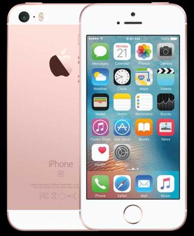 Vendo Iphone SE 64GB (desb)