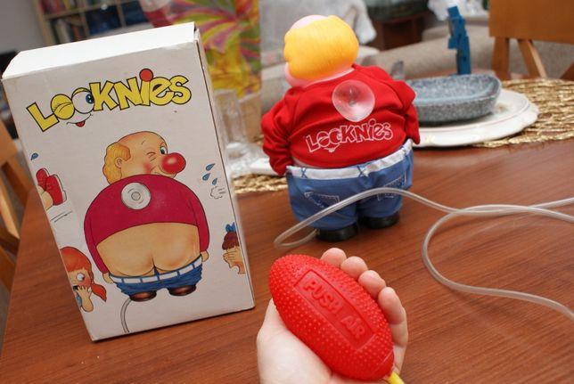 Looknies super zabawka Pan zdejmuje spodnie 1989 rok