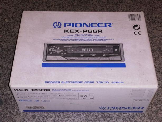 Pioneer KEX-P66R - Radio samochodowe