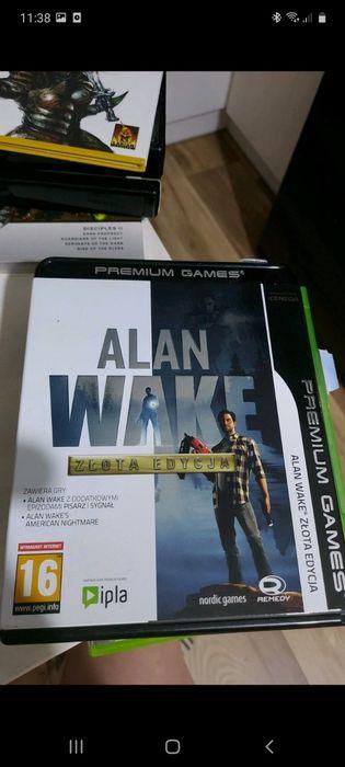 Alan Wake zlota edycja Wymiarki - image 1