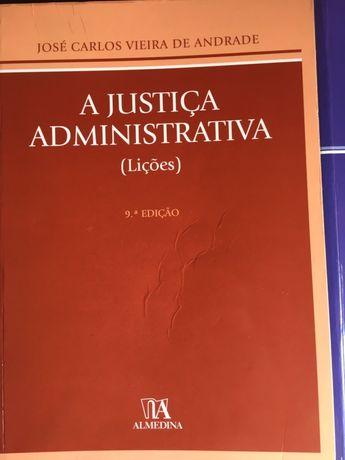 Vendo livros de Direito Constitucional e Administrativo