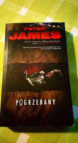 Pogrzebany - Peter James