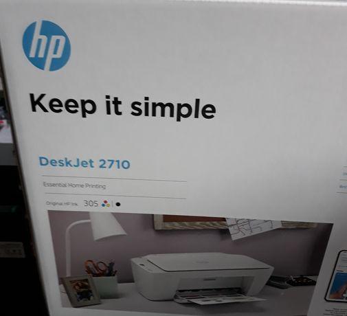 Urządzenie wielofunkcyjne HP 2710 Wi-fi