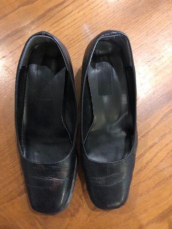 Sapatos traje académico tamanho 37