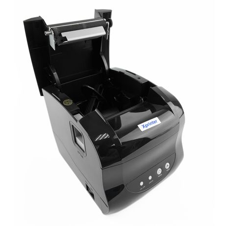 Принтер этикеток и чеков 2 в 1 Xprinter XP-365B термопринтер наклеек