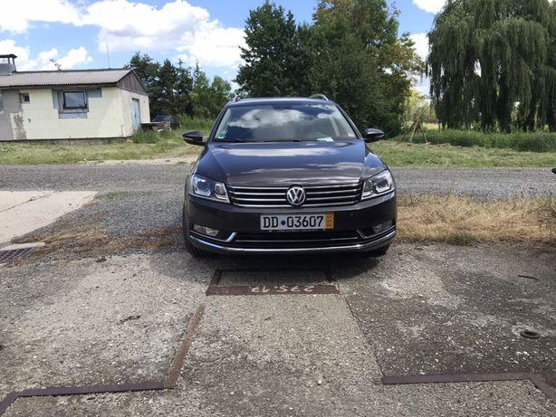 Volkswagen Passat B7 в идеале!!!2.0tdi highline
