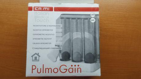 Spirometr Urządzenie do ćwiczenia oddechu instrumenty pulmo gain