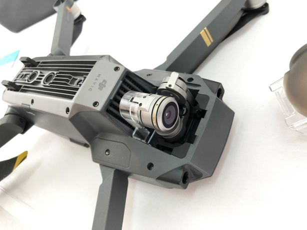 Drone DJI Mavic Pro Fly More Combo Excelente Estado Com Extras
